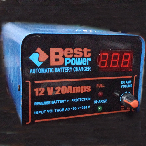 12 Volt 20 Ampere Full Automatic Battery Charger Pakistan 2