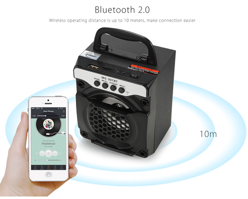 Bluetooth Wireless Chargeable Speaker