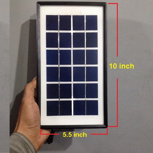 Mobile Charger Solar Panel