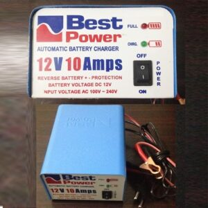 10 Amp New Charger 8001 2