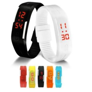 5 LED Watches