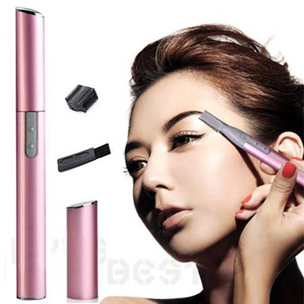 Electric Lady Shaver Legs Eyebrow Trimmer 1