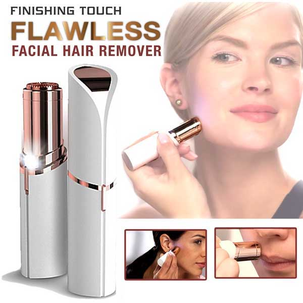 Flawless Women Painless Hair Remover 2