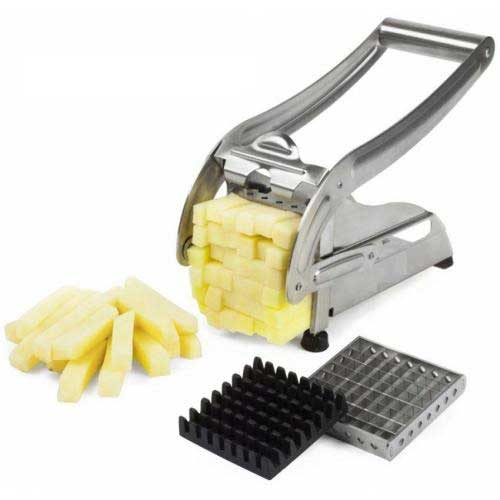 French Fries Cutter Steel