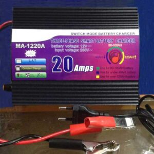 Full Automatic 20 Ampere Battery Charger Cn