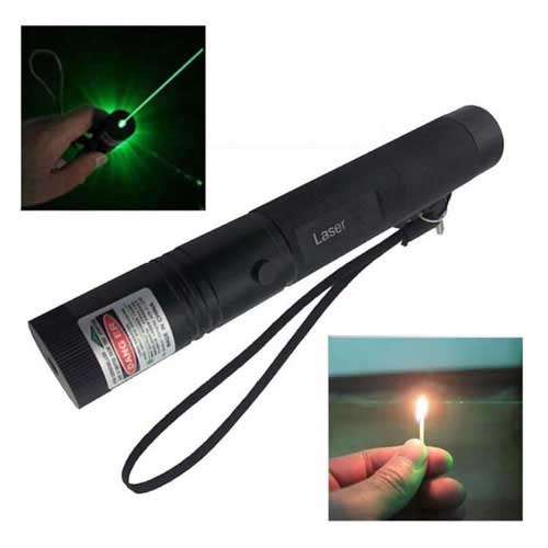 Green Laser Light Rechargeable