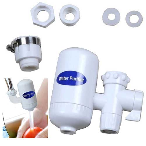Mini Water Purifier With Ceramic Cartridge Filters 1