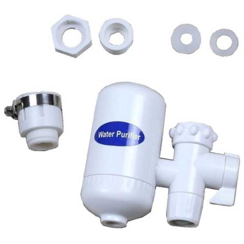 Mini Water Purifier With Ceramic Cartridge Filters