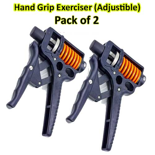 Pack Of 2 Personal Hand Grip Exercisers Adjustable (High Quality)