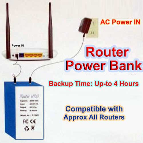 Powerbank Router 1
